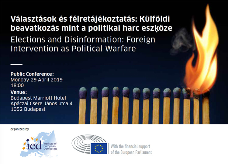 Political Disinformation And How It >> Elections And Disinformation Foreign Intervention As Political Warfare